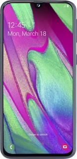 Мобильный телефон Samsung Galaxy A40 64GB (черный)