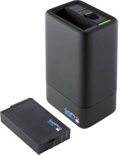 Зарядное устройство для аккумуляторов GoPro для Fusion GoPro ASDBC-001 (черный)