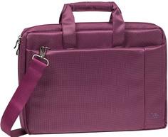 """Сумка RIVACASE 8231 для ноутбука 15.6"""" (фиолетовый)"""