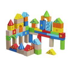 Развивающая игрушка BONDIBON Кубики (разноцветный)