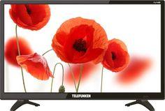 LED телевизор Telefunken TF-LED22S53T2 (черный)
