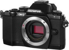 Фотоаппарат со сменной оптикой Olympus OM-D E-M10 Body (черный)