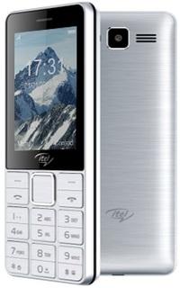 Мобильный телефон itel IT5630 (серебряный)