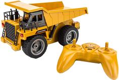 Радиоуправляемая игрушка Pilotage Грузовик с кузовом 6CH (желтый)