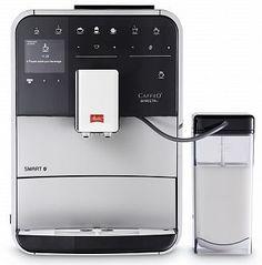Кофемашина Melitta Caffeo F 830-101 (черный, серебристый)