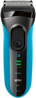 Электробритва Braun Series 3 3045s (голубой)