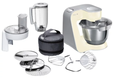 Кухонный комбайн Bosch MUM58920 (ваниль)