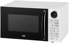 Микроволновая печь BBK 23MWG-930S/BW (черный, белый)