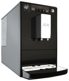 Кофемашина Melitta Caffeo Solo (черный)