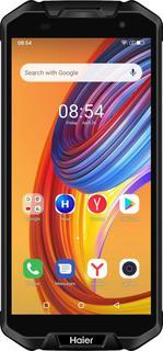 Мобильный телефон Haier Titan T3 (черно-красный)