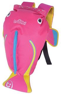 Рюкзак Trunki для бассейна и пляжа Коралловая рыбка (розовый)