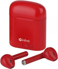 Наушники Intro BI-990 (красный)
