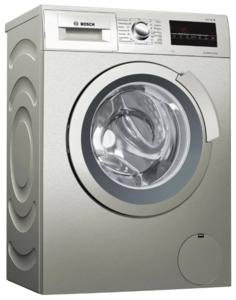 Стиральная машина Bosch Serie 6 WLL2426SOE (серебристый)