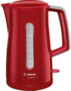 Электрочайник Bosch CompactClass TWK3A014 (красный)