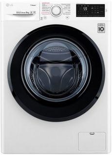 Стиральная машина LG F4M5VS6W (белый)