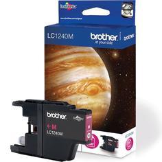 Картридж для принтера Brother LC1240M (пурпурный)