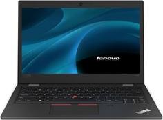 Ноутбук Lenovo ThinkPad L390 20NR001FRT (черный)