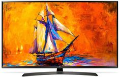 Телевизор LG 43LK6000PLF (черный)