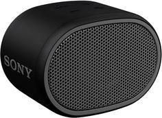 Портативная колонка Sony SRS-XB01 (черный)