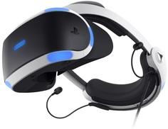 Очки виртуальной реальности PlayStation VR (PS719785910) в комплекте с камерой и 5 играми