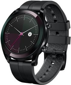 Смарт-часы Huawei WATCH GT 42 mm 1.2 Ceramic bezel (черный)