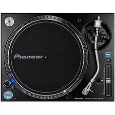 Виниловый проигрыватель Pioneer PLX-1000 (черный)