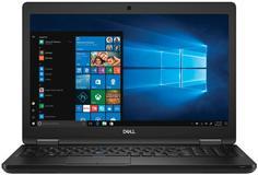 Ноутбук Dell Latitude 5590-2875 (черный)
