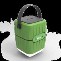 Внешний аккумулятор Ritmix RPB-8800LT (зеленый)