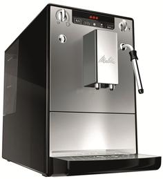 Кофемашина Melitta Caffeo Solo & Milk (черный, серебристый)