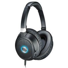 Наушники Audio-Technica ATH-ANC70 (черный)