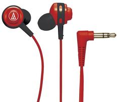 Наушники Audio-Technica ATH-COR150 (красный)