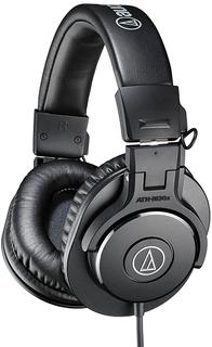 Наушники Audio-Technica ATH-M30X (черный)