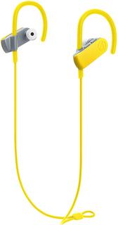 Наушники Audio-Technica ATH-SPORT50BTYL (желтый)