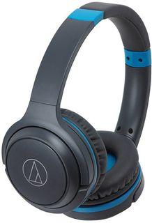 Наушники Audio-Technica ATH-S200BT (синий)