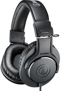 Наушники Audio-Technica ATH-M20X (черный)