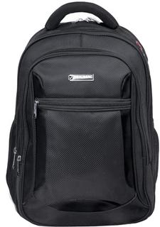 Рюкзак деловой BRAUBERG Relax 3 224455 (черный)