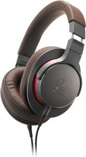 Наушники Audio-Technica ATH-MSR7B (коричневый, серый)