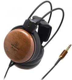 Наушники Audio-Technica ATH-W1000Z Тик (светло-коричневый)