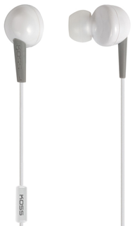 Наушники Koss KEB6i (белый)