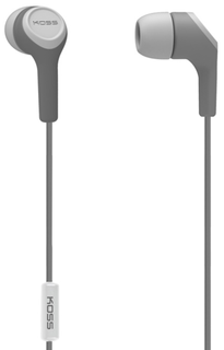 Наушники Koss KEB15i (серый)