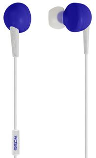 Наушники Koss KEB6i (синий)