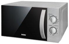 Микроволновая печь BBK 20MWG-740M/S (серебристый)