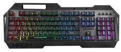 Клавиатура Qcyber HROM (черный)