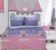Комплект постельного белья KAZANOVA Star Bear 1.5 спальный (с рисунком)