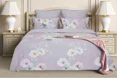 Комплект постельного белья KAZANOVA Мерлина, 2-х спальный (с рисунком)