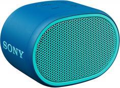 Портативная колонка Sony SRS-XB01 (голубой)