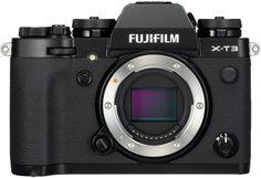Цифровой фотоаппарат Fujifilm X-T3 Body (черный)