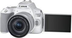 Цифровой фотоаппарат Canon EOS 250D 18-55IS STM (белый)