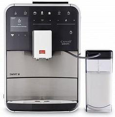 Кофемашина Melitta Caffeo F 840-100 (черный, серебристый)