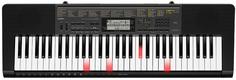 Синтезатор Casio LK-265 (черный, матовый)